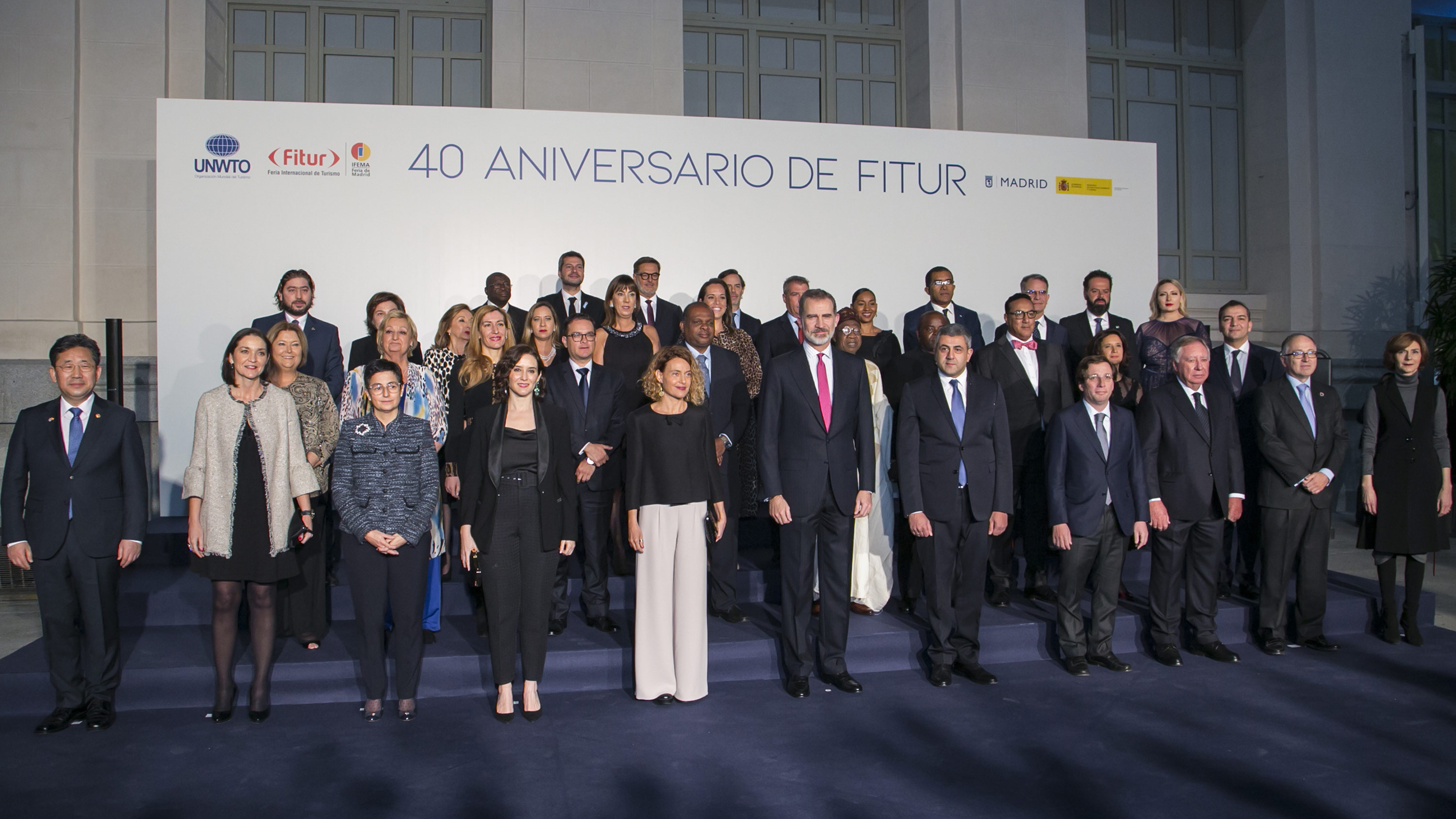 King of Spain Signals Strong Support For UNWTO's Tourism Ambitions