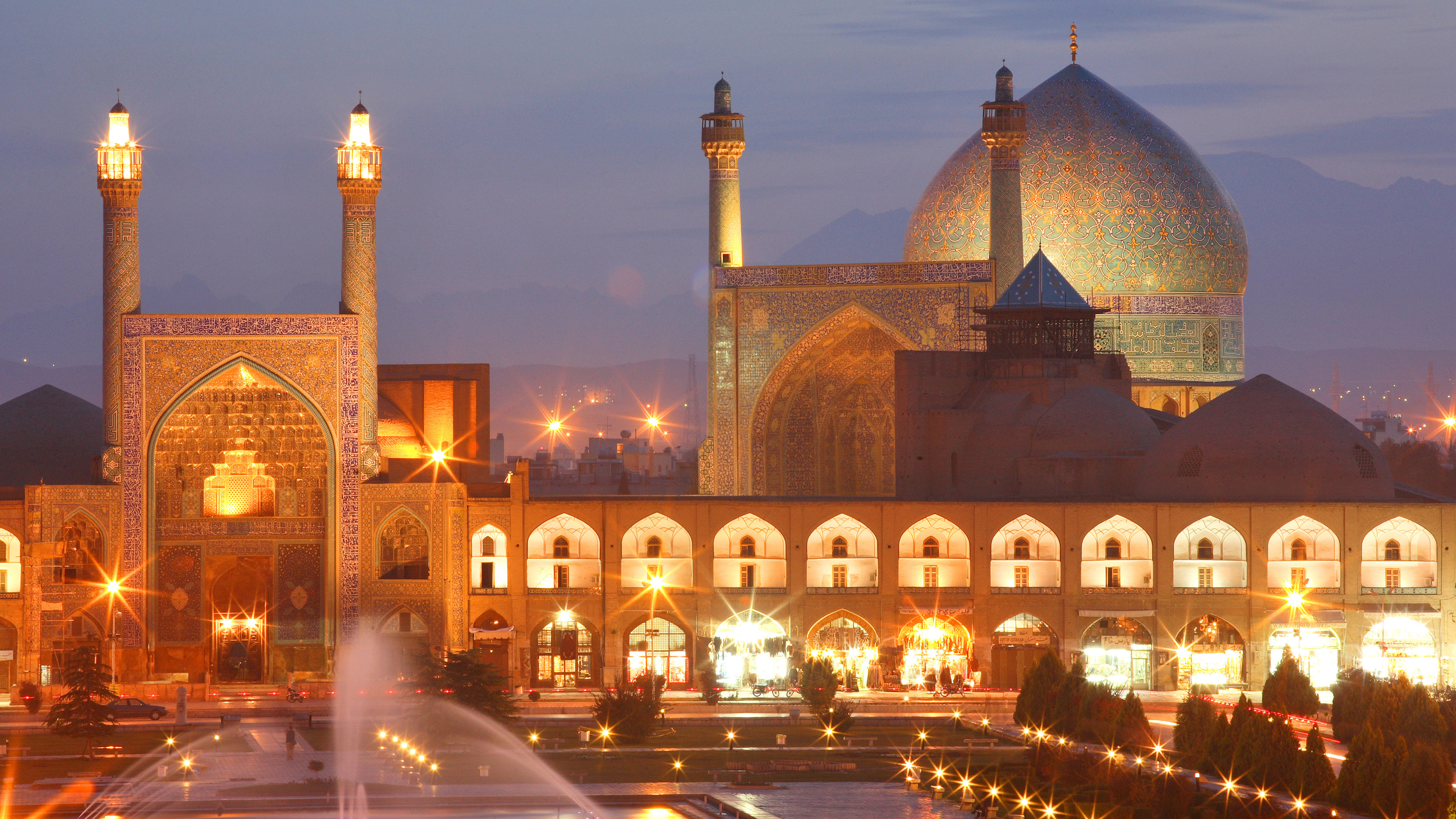 Iran Tourism Stories