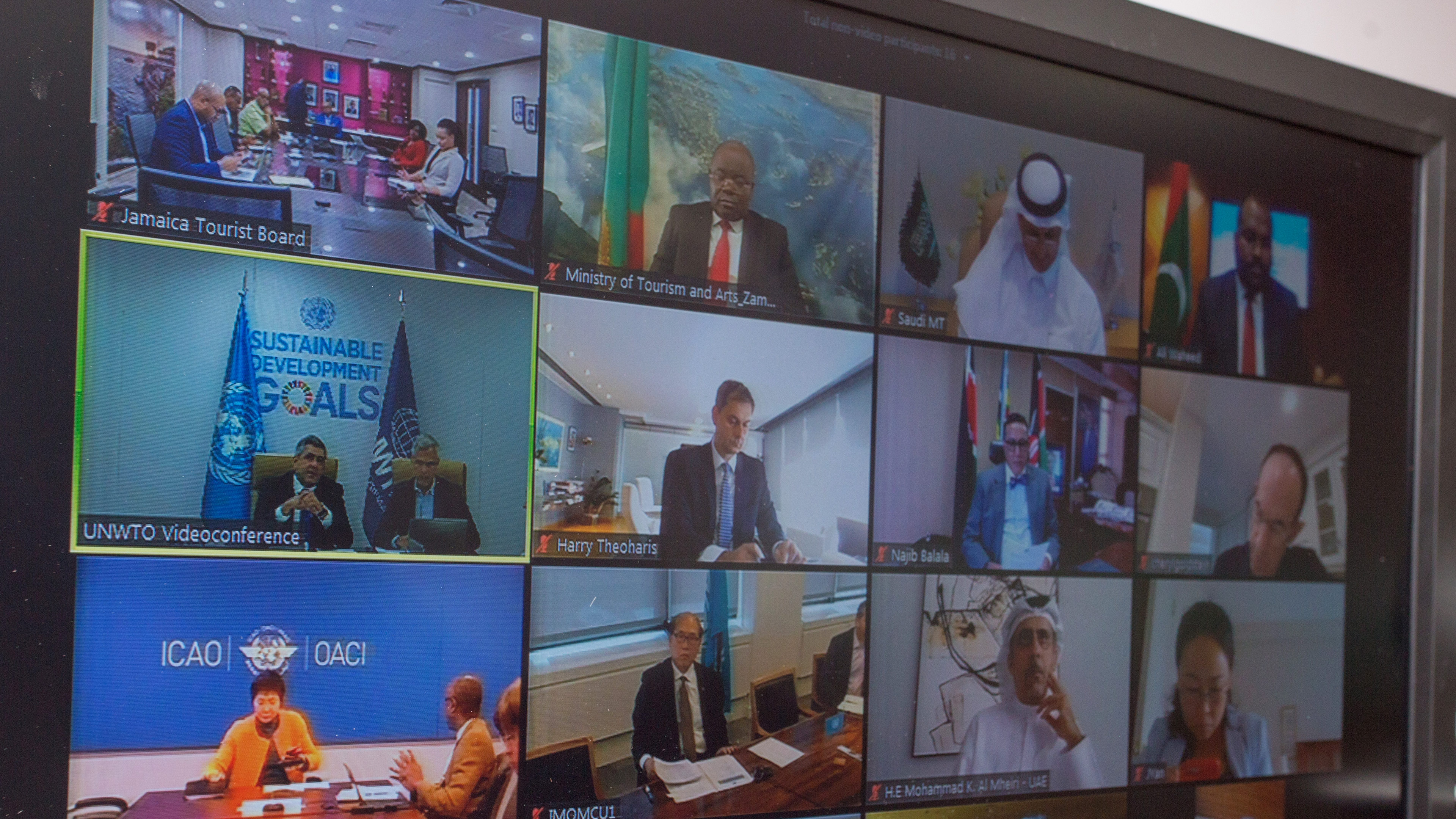 La OMT convoca un Comité Mundial de Crisis para el Turismo
