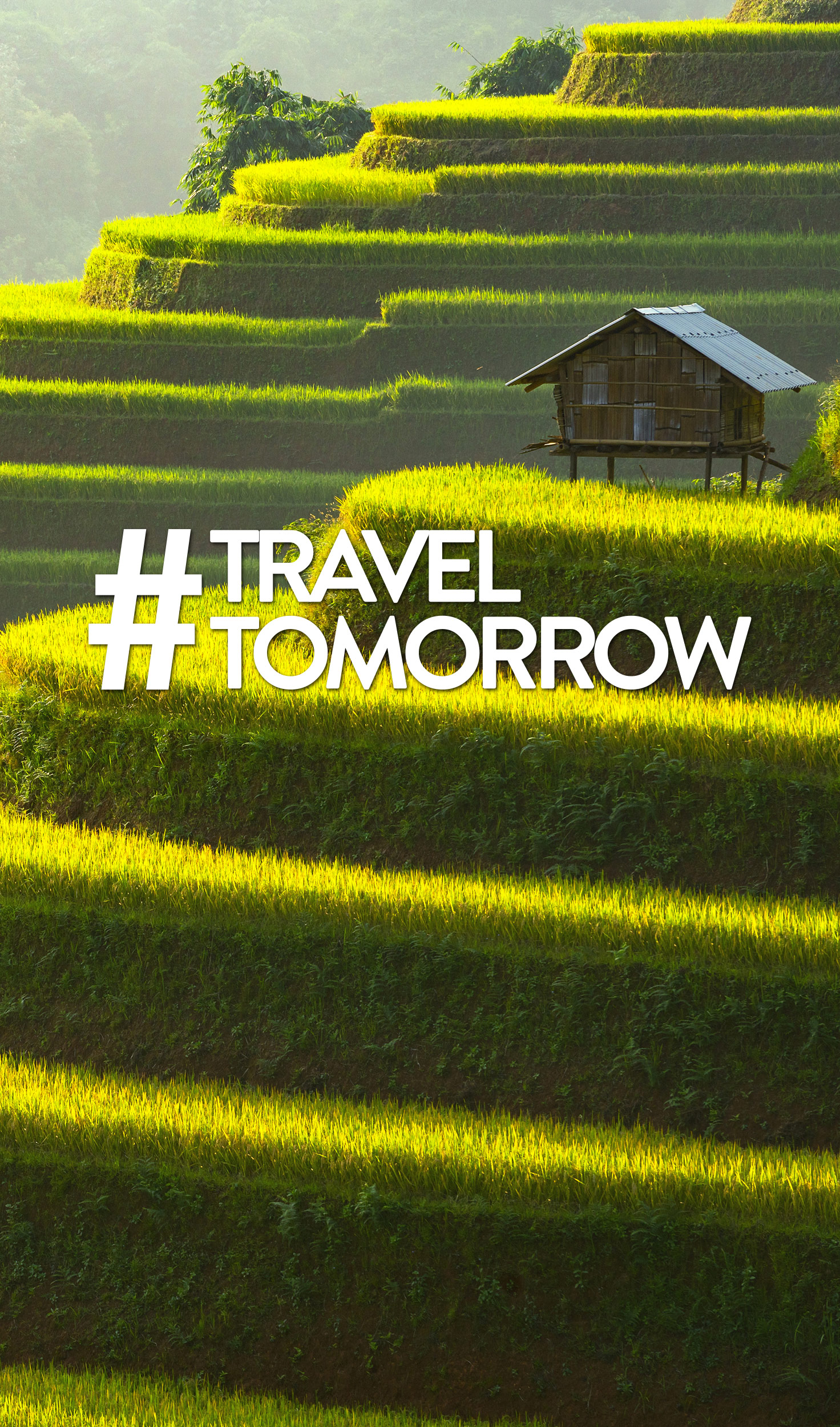 #Travel Tomorrow