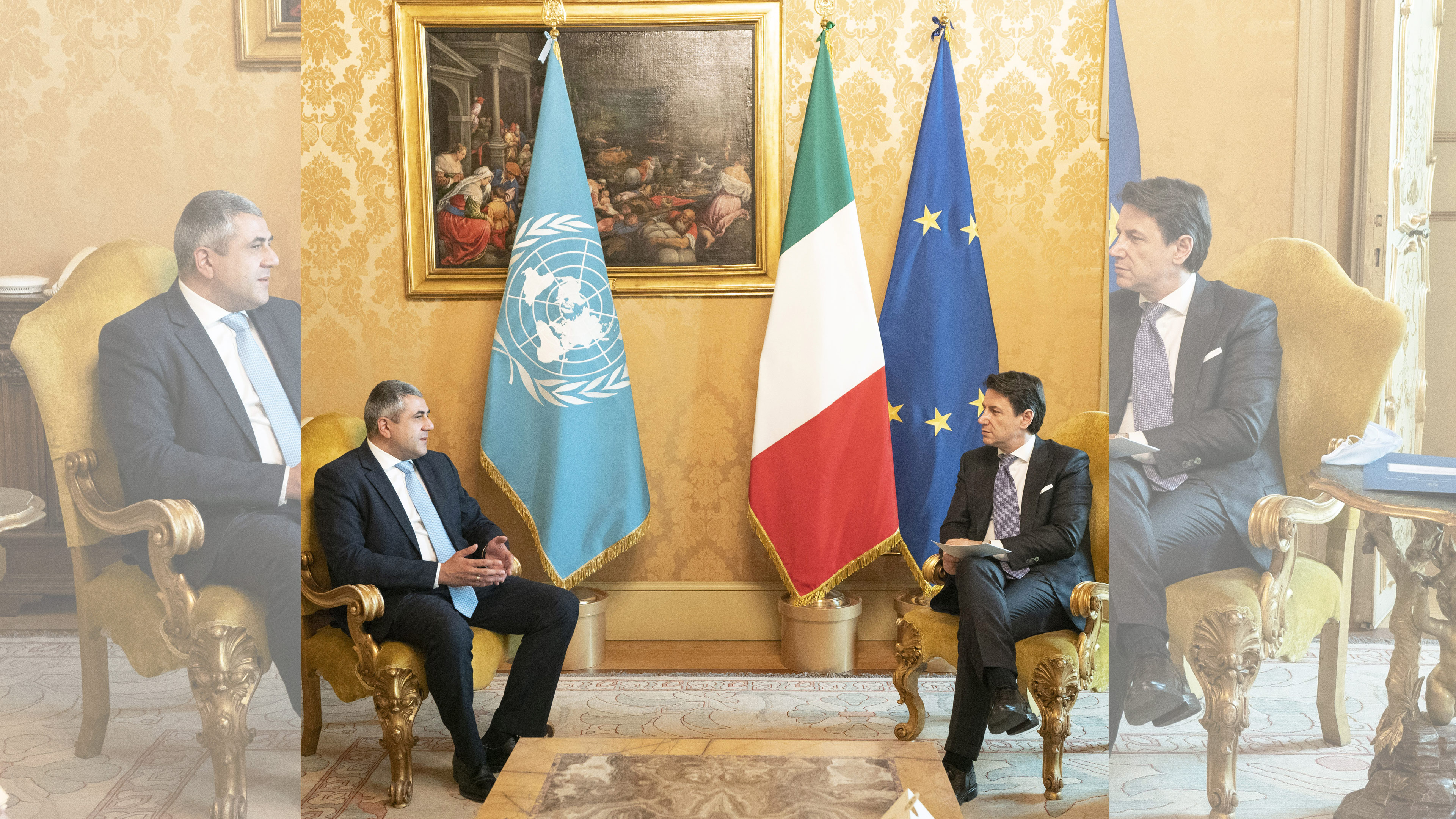 UNWTO and Italy Look Ahead as Official Visit Marks Restart of European Tourism