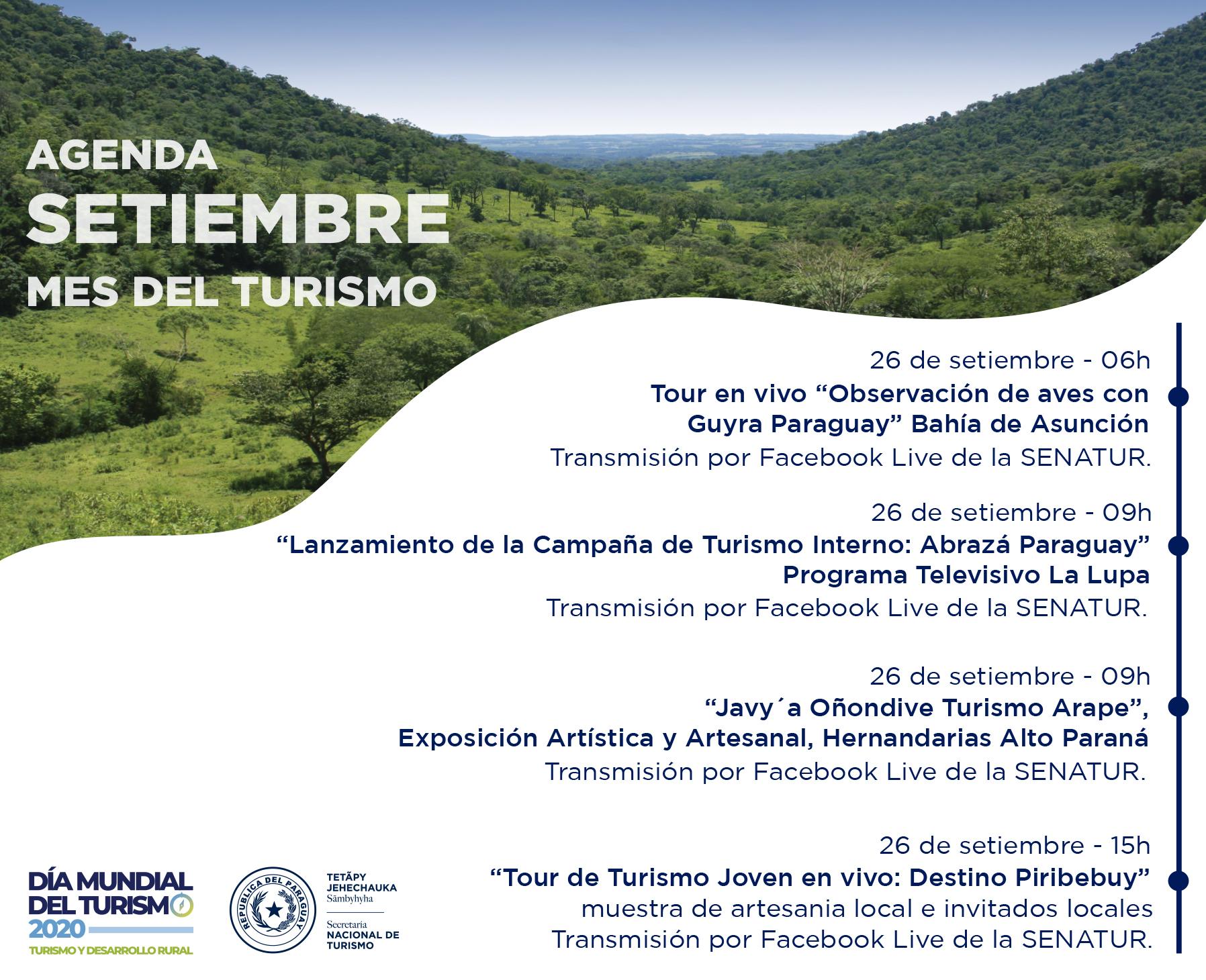 Semana del Turismo Paraguay