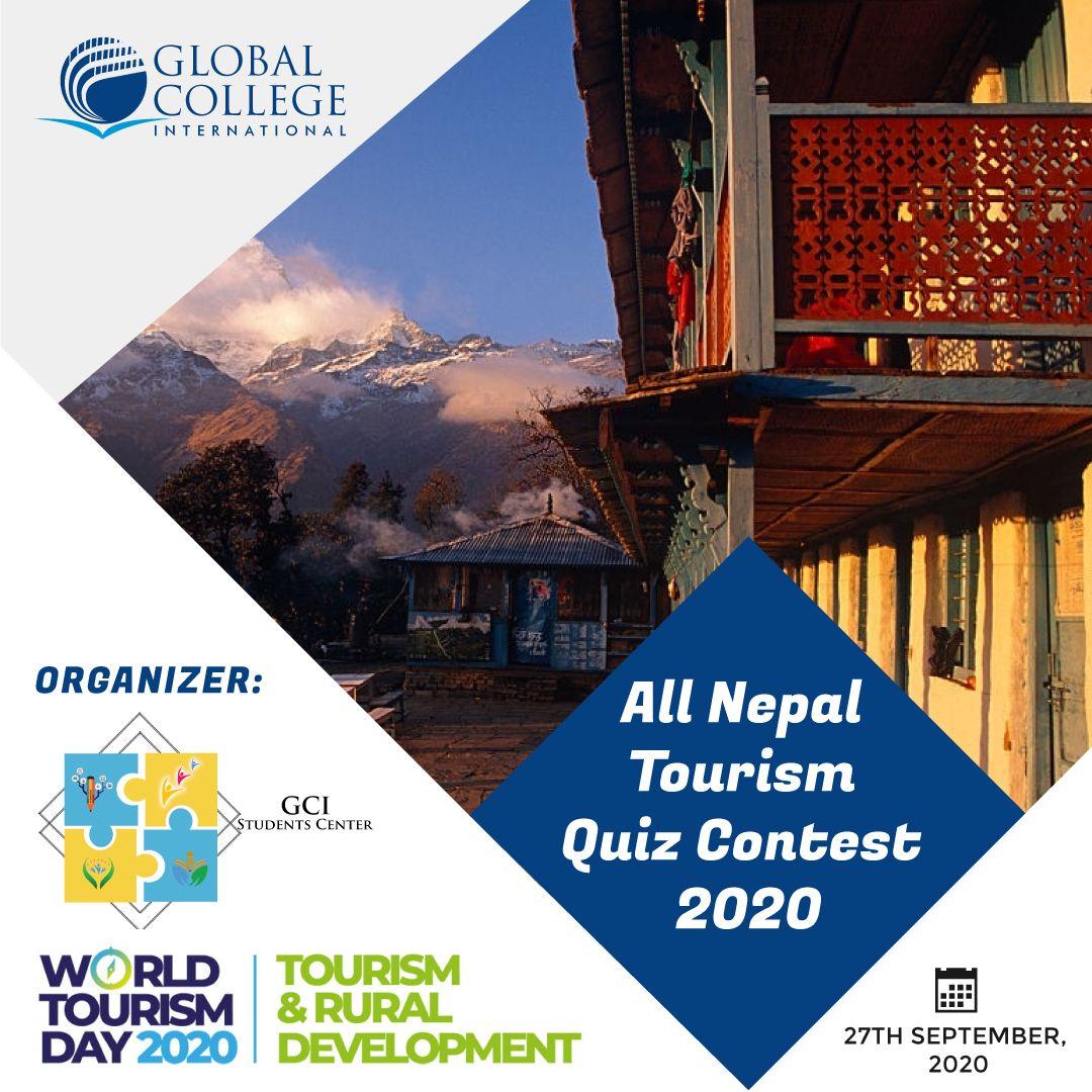 All Nepal Tourism Quiz Contest