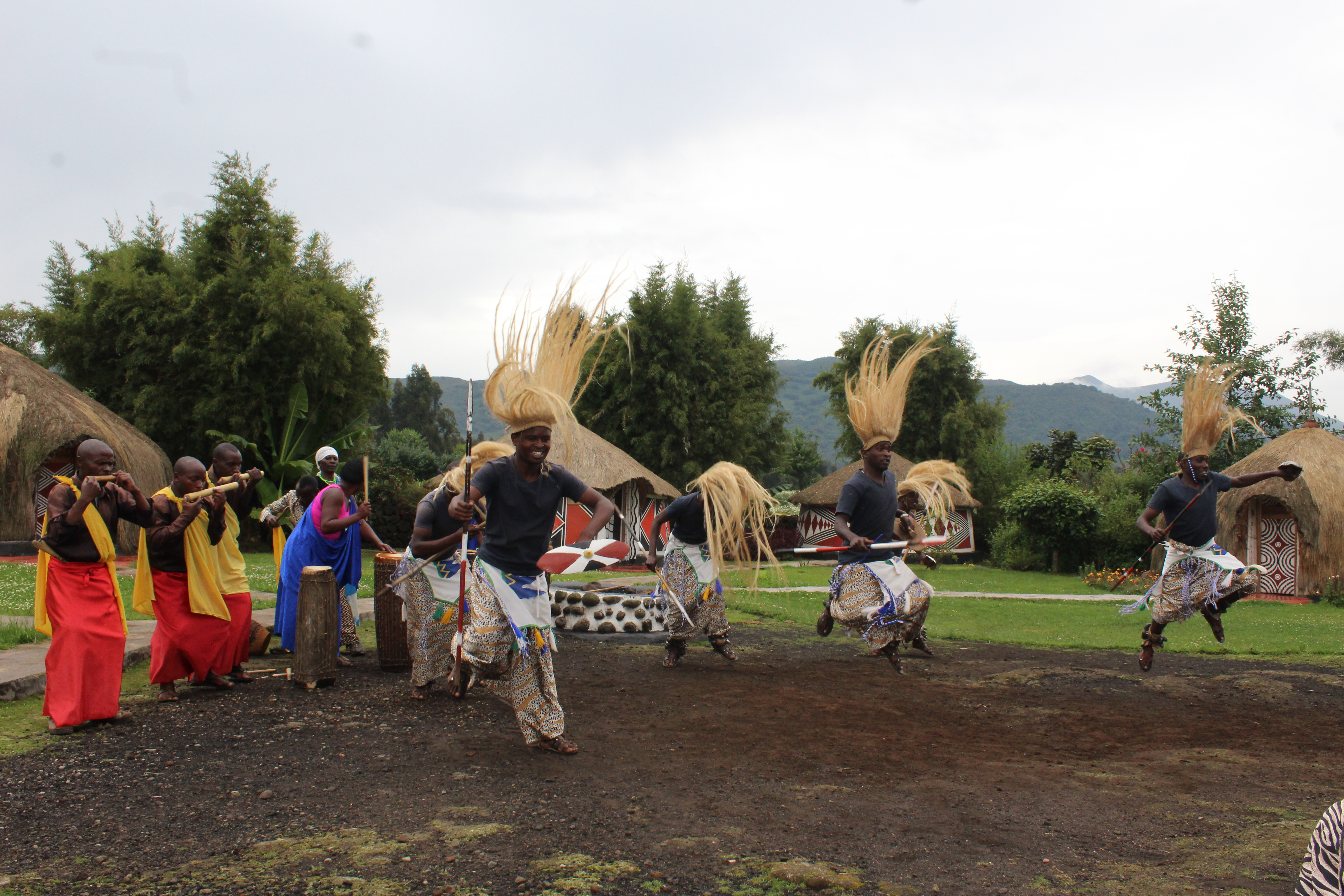 Celebrating the role of tourism has played in our community development, preservation of our traditional culture and the protection of our endangered species, the mountain gorillas.