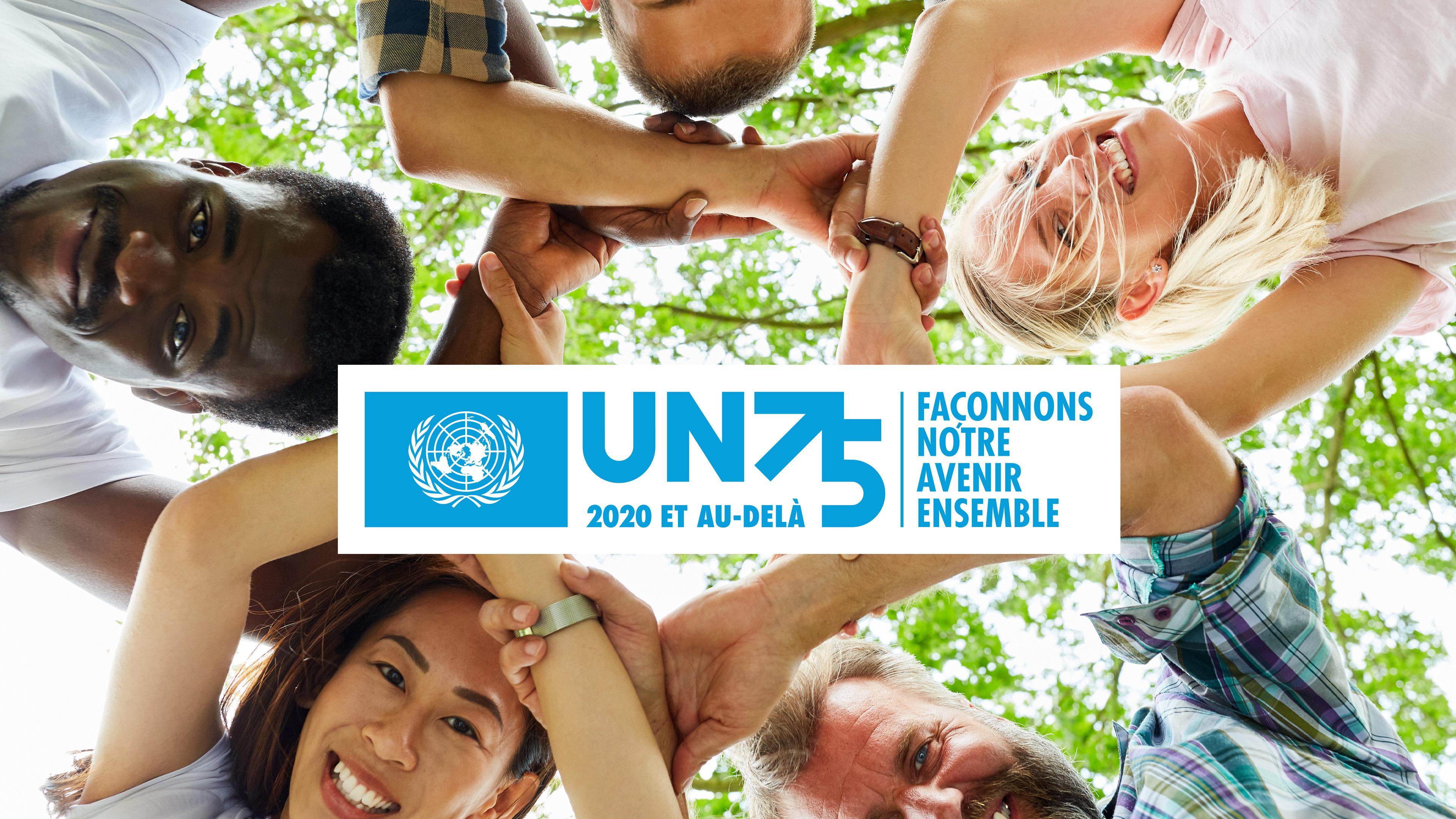 75e anniversaire de l'Organisation des Nations Unies : la coopération et la confiance sont plus importantes que jamais