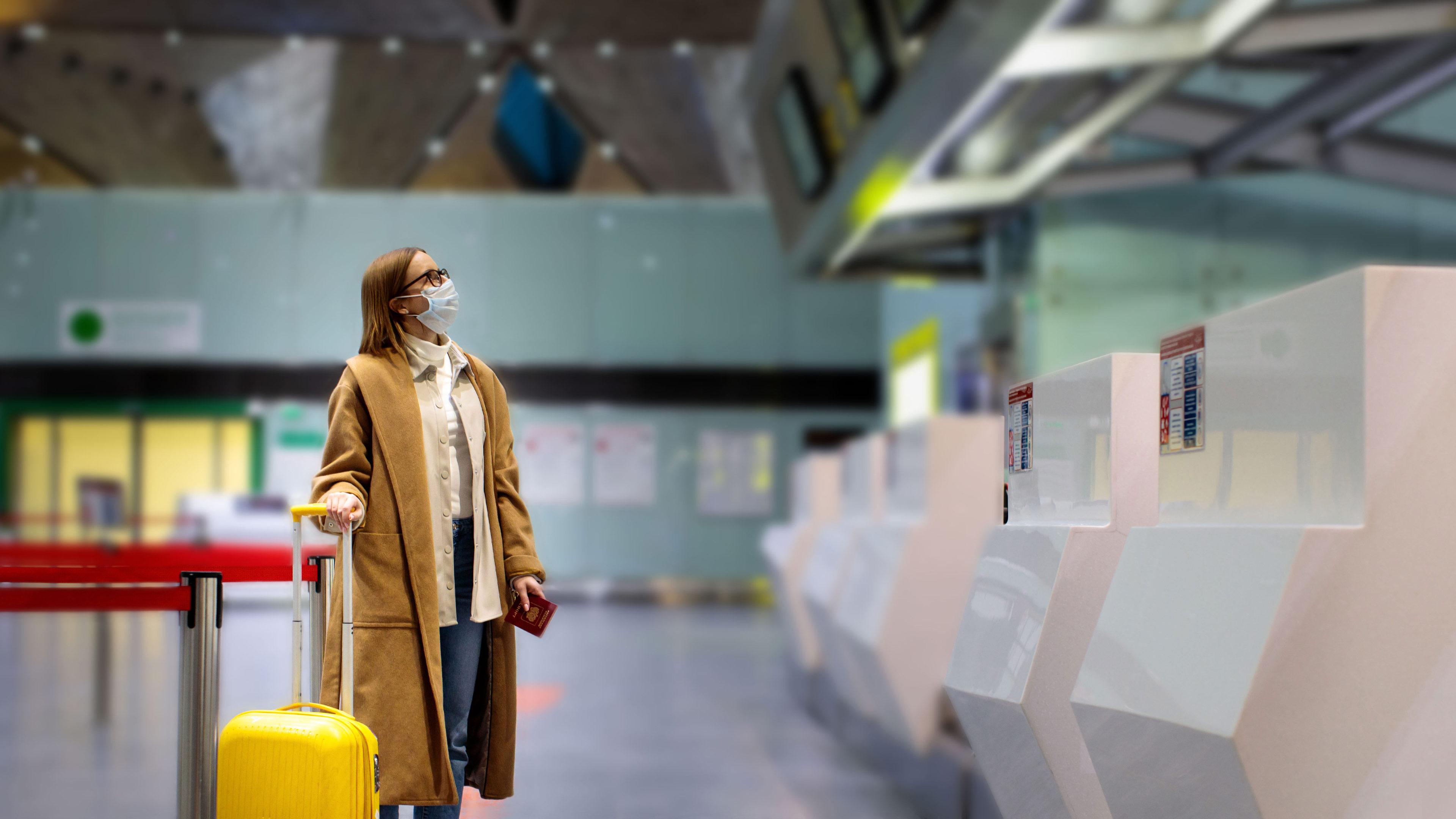 70% des destinations ont levé les restrictions de voyage, mais un fossé se creuse au niveau mondial
