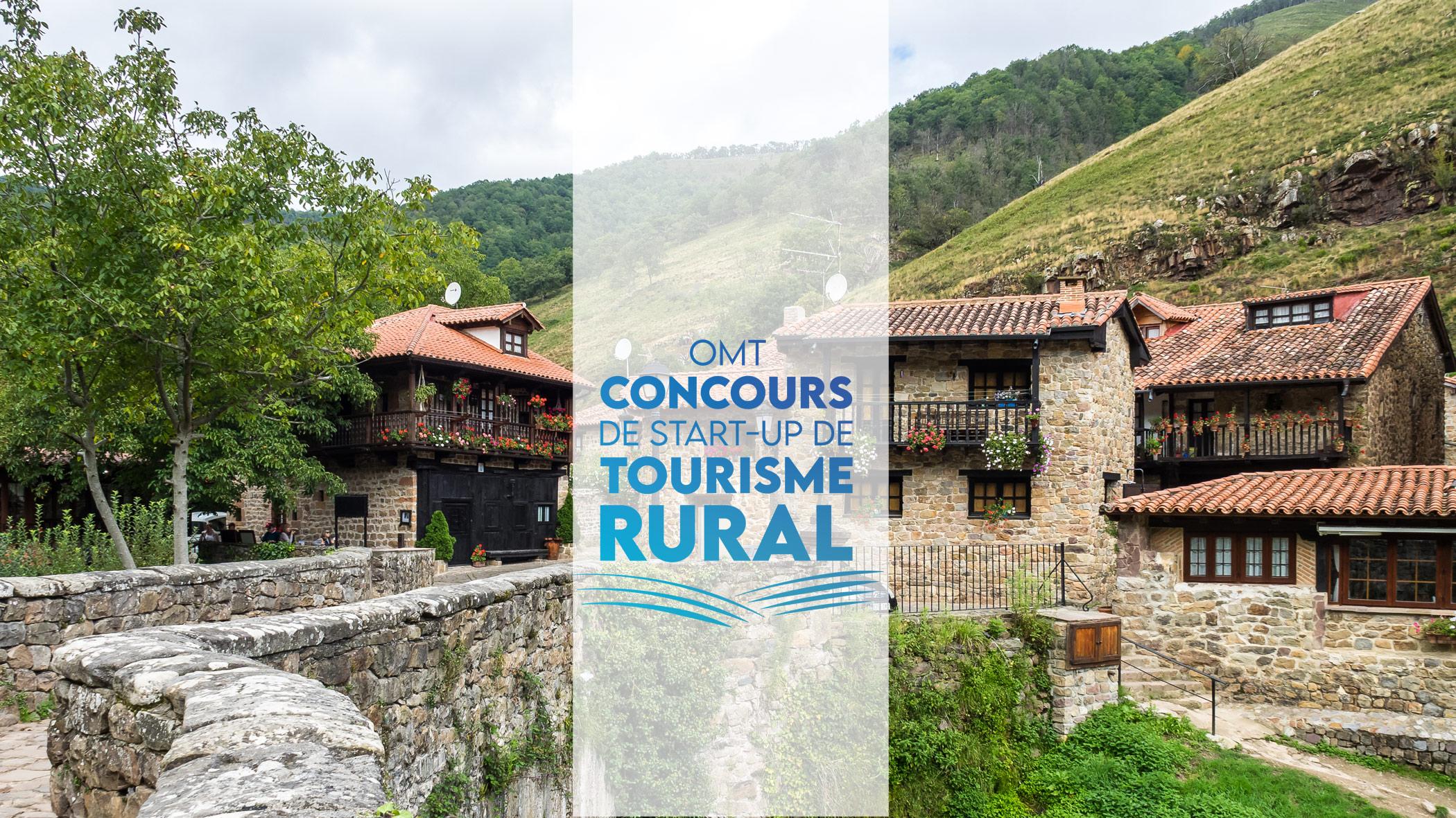 Concours de start-up en quête d'idées pour accélérer le développement rural par le tourisme