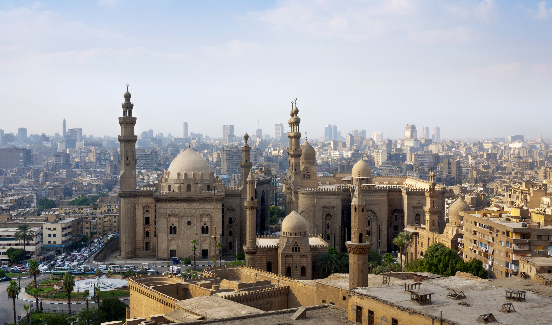22 Octobre 1995 Le Caire - Egypte