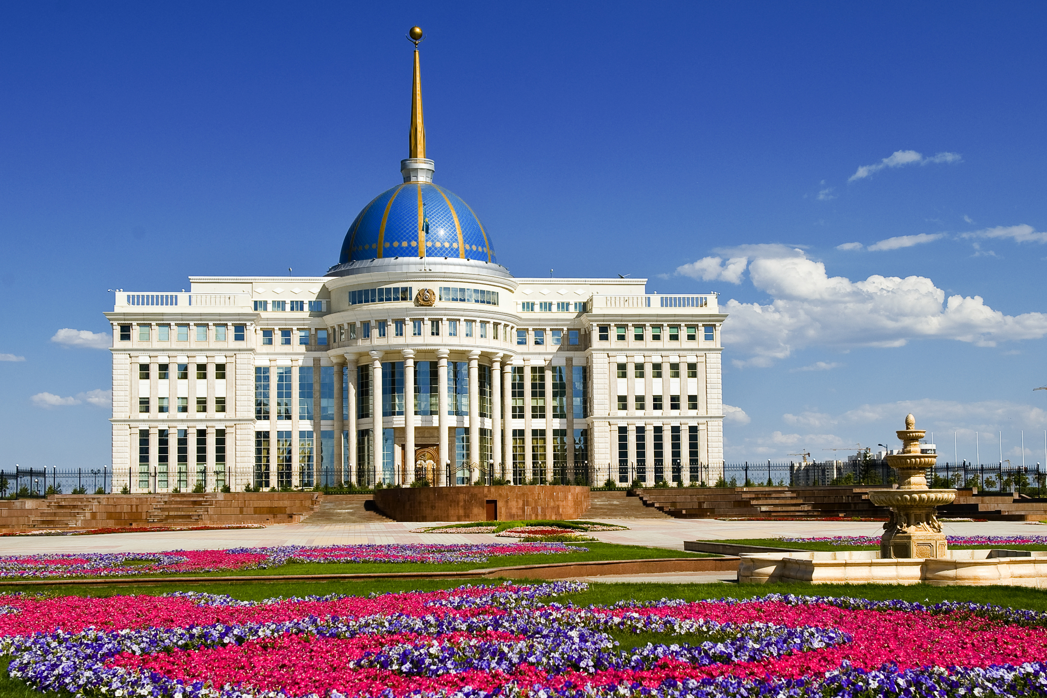3 Octobre 2009 Astana - Kazakhstan