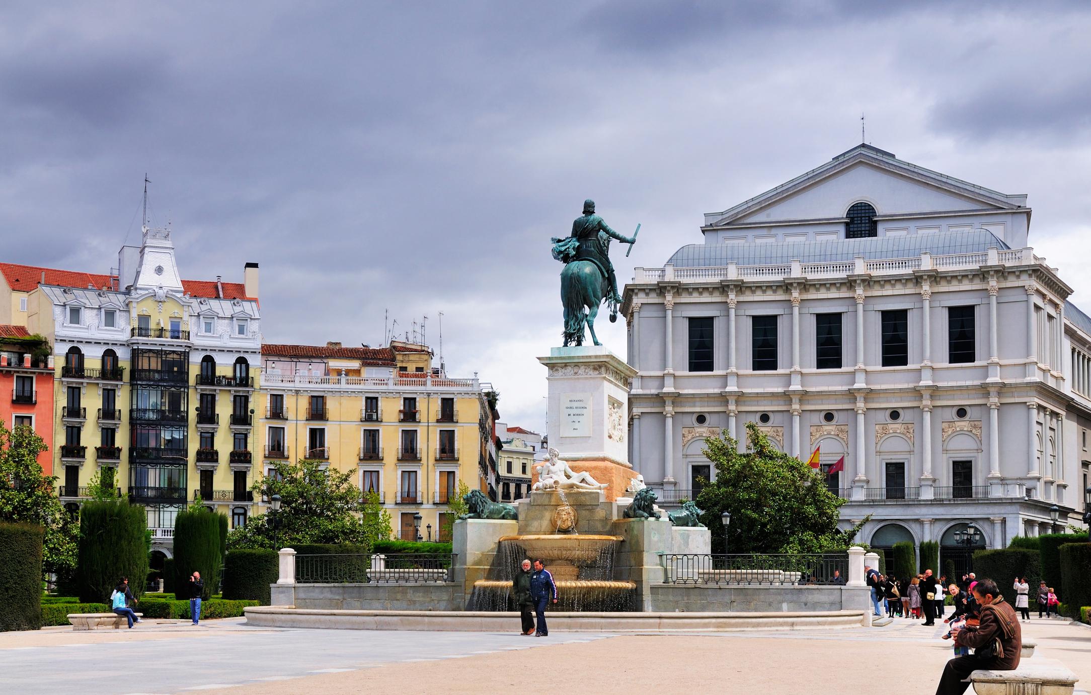 14 Octobre 2008 - 15 Octobre 2008 Madrid - Espagne