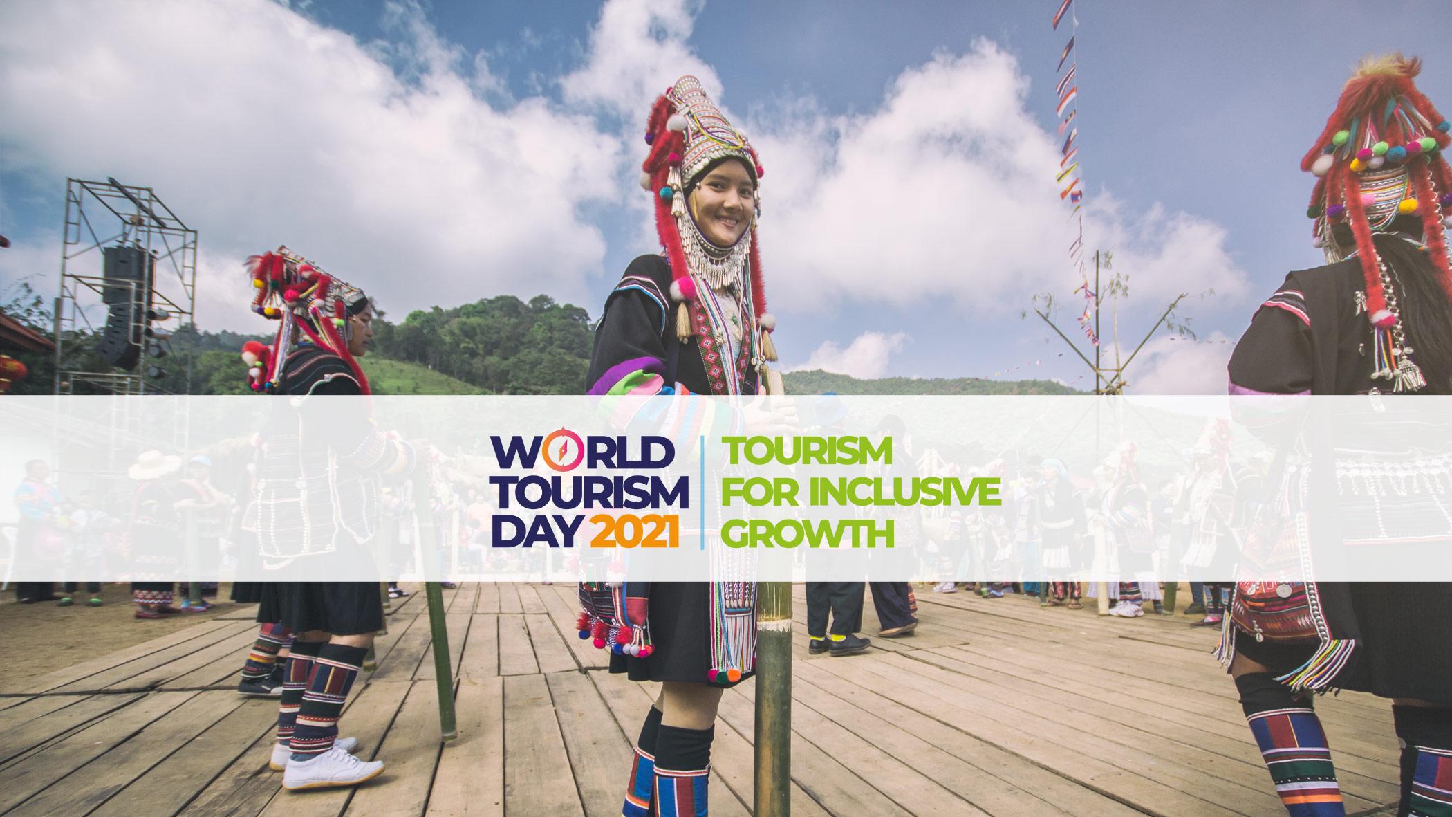 Journée mondiale du tourisme 2021