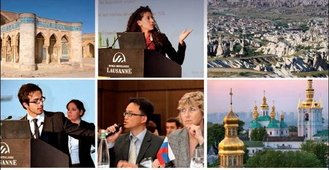 EHL/UNWTO Silk Road Strategy Challenge 2012