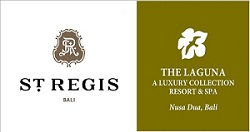St. Regis Bali and The Laguna Resort, Nusa Dua