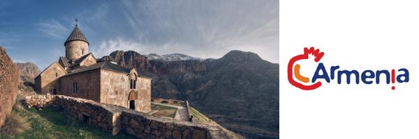 UNWTO / WTM Silk Road Bloggers Trip to Armenia