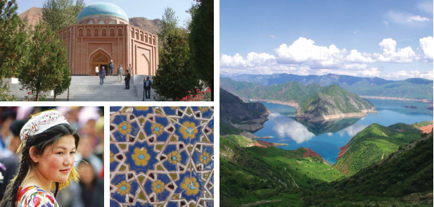 UNWTO / UNESCO Silk Road Heritage Corridors Tourism Strategy Project