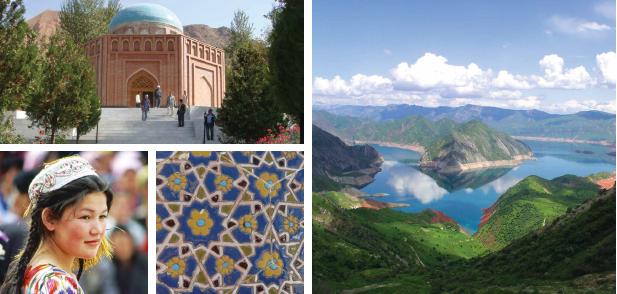 Рабочее совещание ЮНЕСКО/ЮНВТО по коридорам наследия Шелкового пути