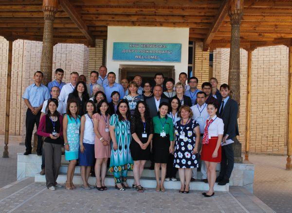 First ever Silk Road training course for heritage guides taking place in Khiva, Uzbekistan