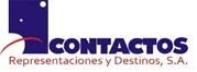 CONTACTOS, Representaciones y destinos, S.A.