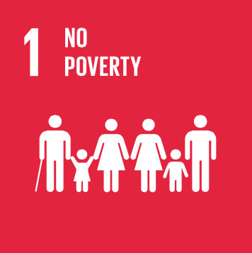 1.No poverty