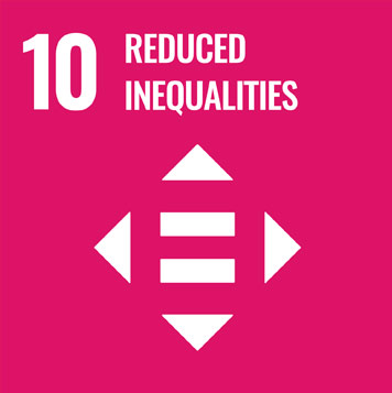 10.Reduces inequalities