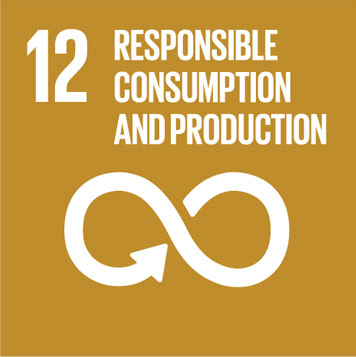 12.Responsible consumption and production