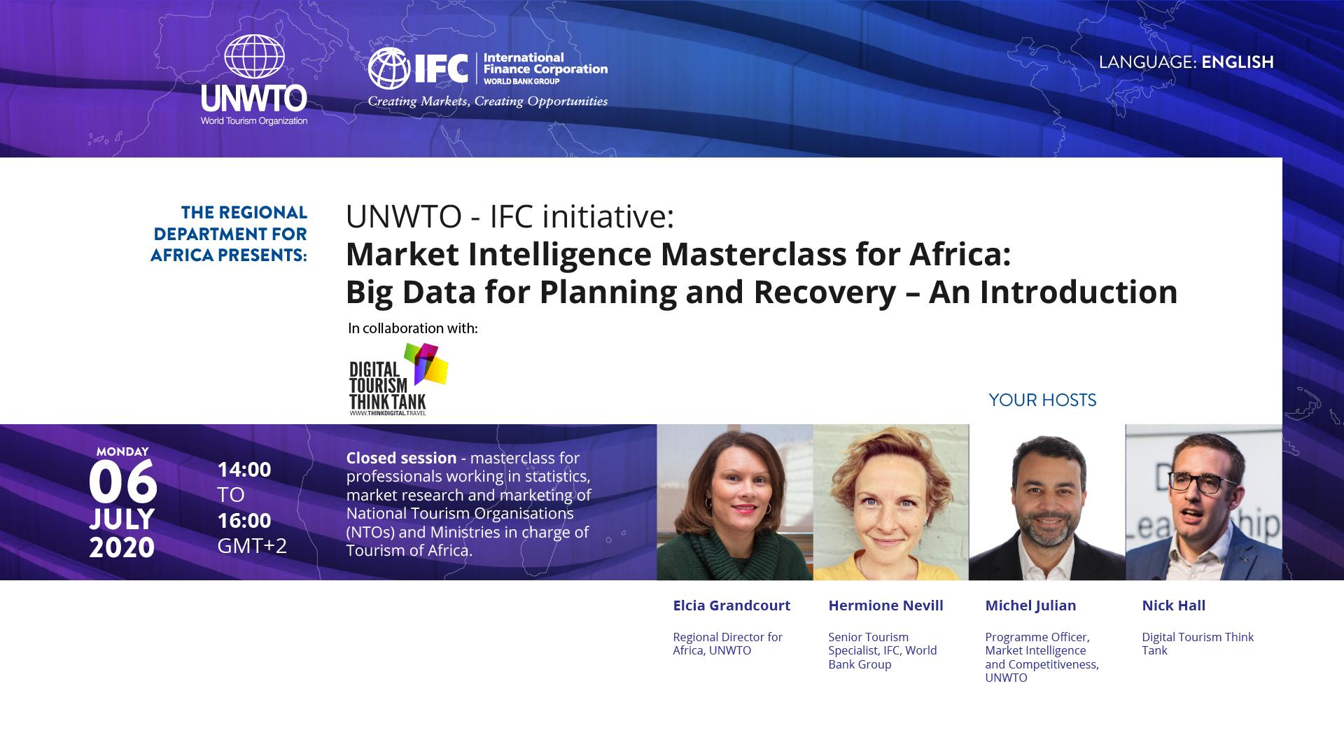 UNWTO – IFC