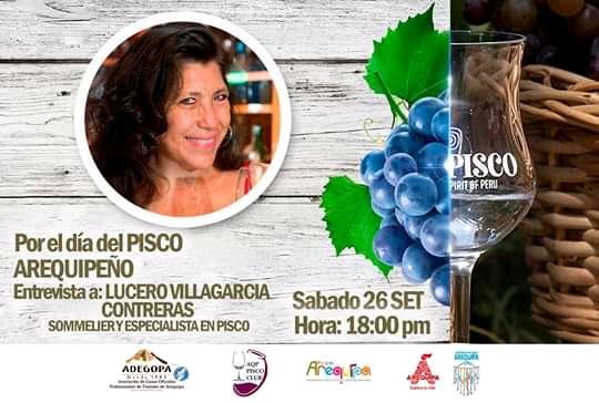 El Pisco Arequipeño