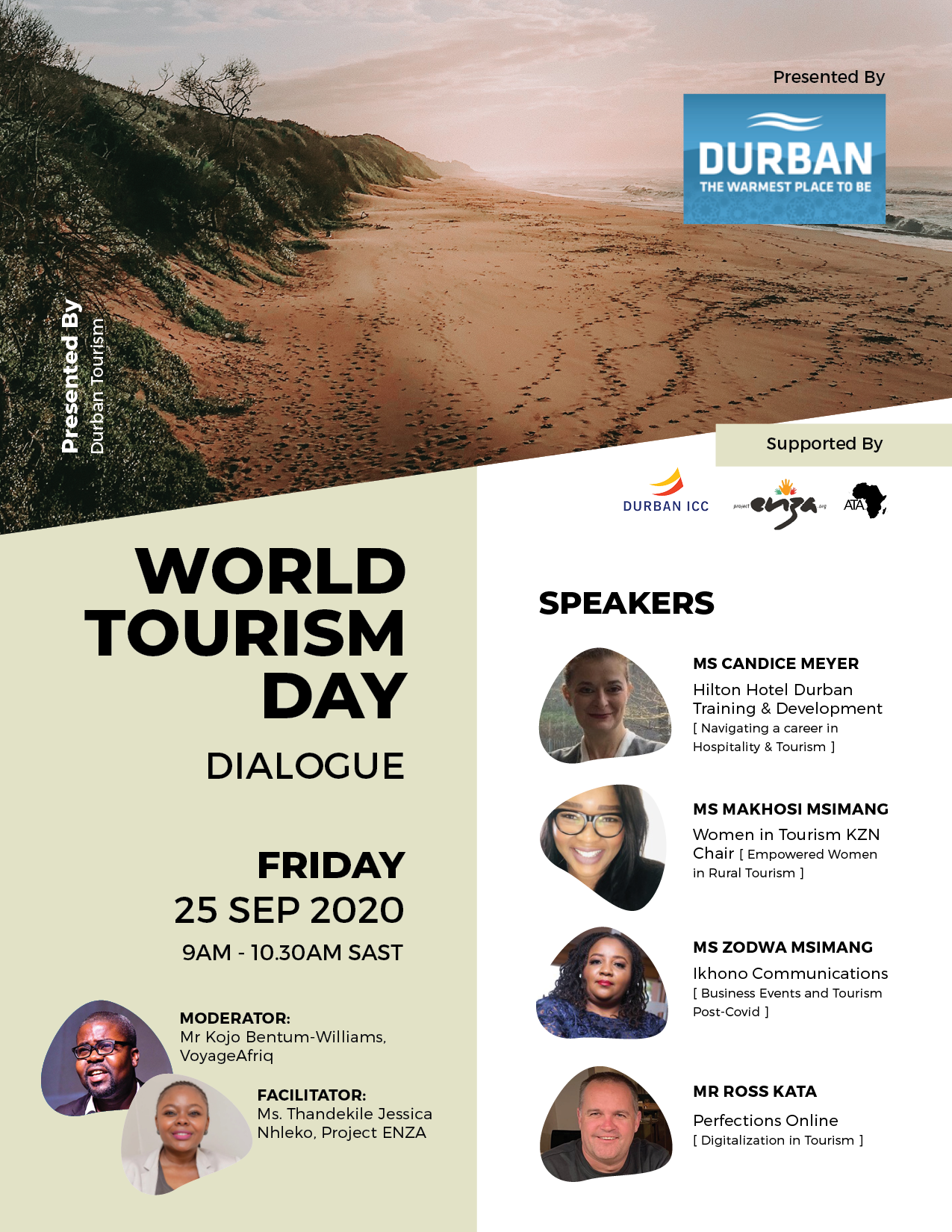 World Tourism Day Dialogue 2020