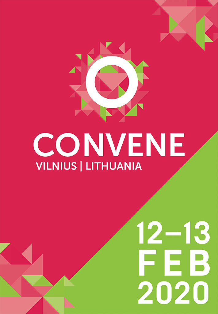Baltic Sea Region's leading trade show for the meeting and event industry CONVENE