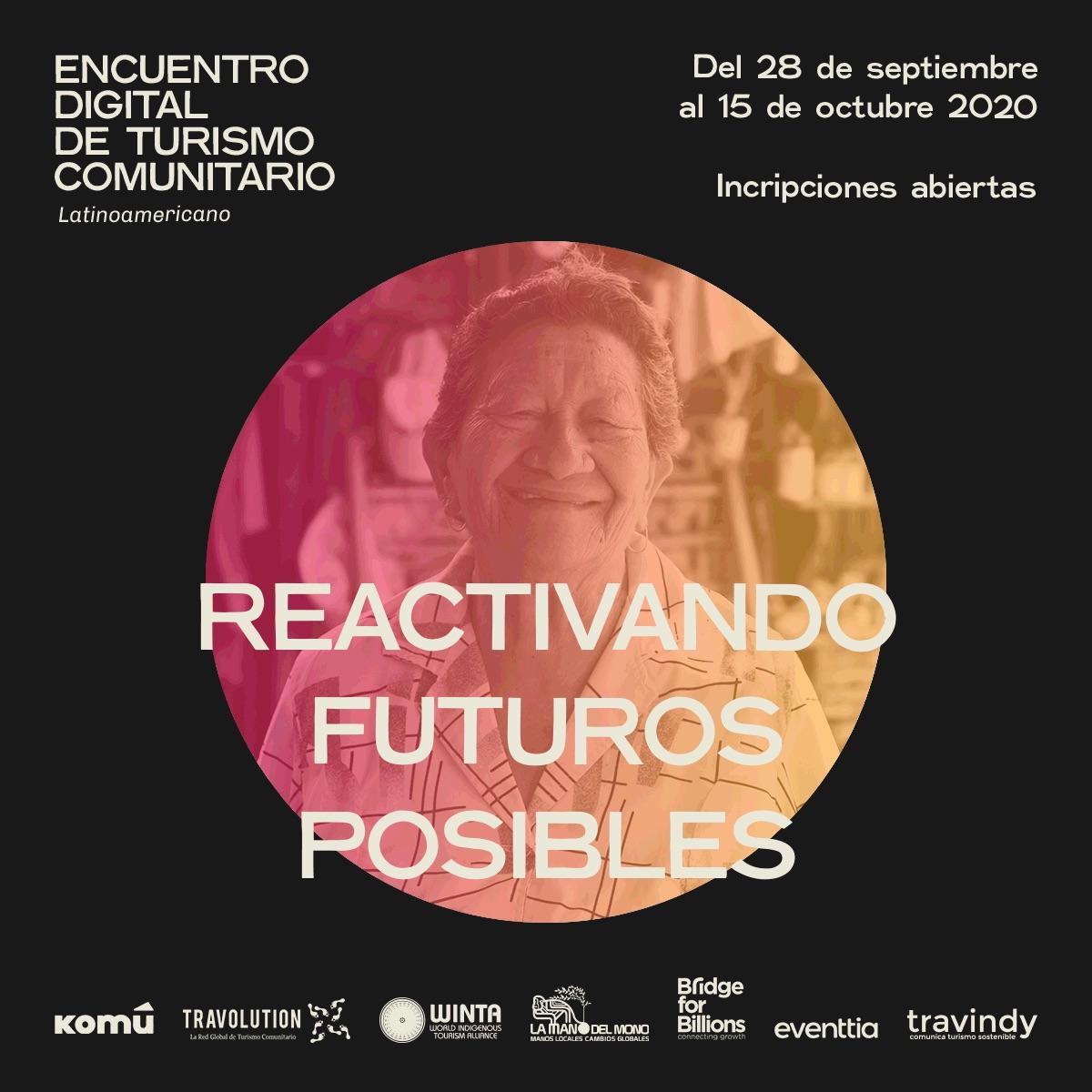Encuentro digital de turismo comunitario Latinoamericano