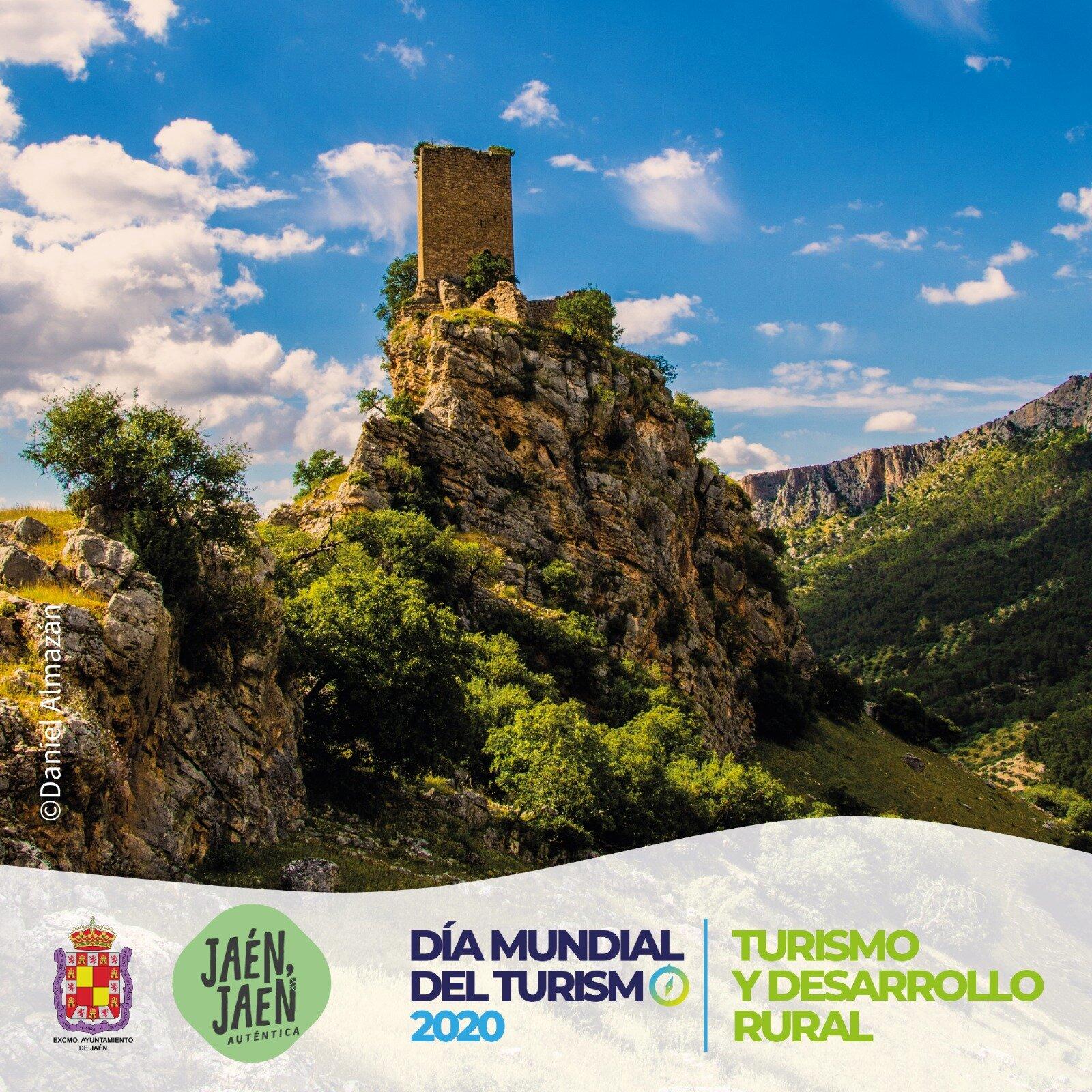 Siente la naturaleza en Jaén, Jaén.
