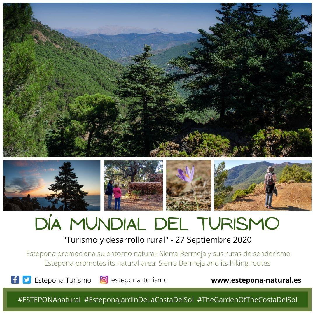 Promoción para poner en valor los recursos naturales de Estepona: Sierra Bermeja y sus rutas de senderismo.