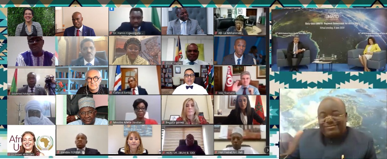 SIXTY-THIRD MEETING OF THE UNWTO REGIONAL COMMISSION FOR AFRICA