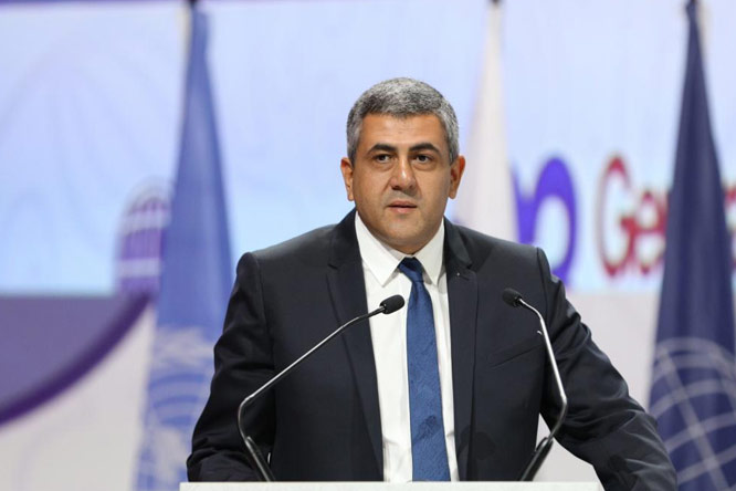 Zurab Pololikashvili, UNWTO Secretary-General