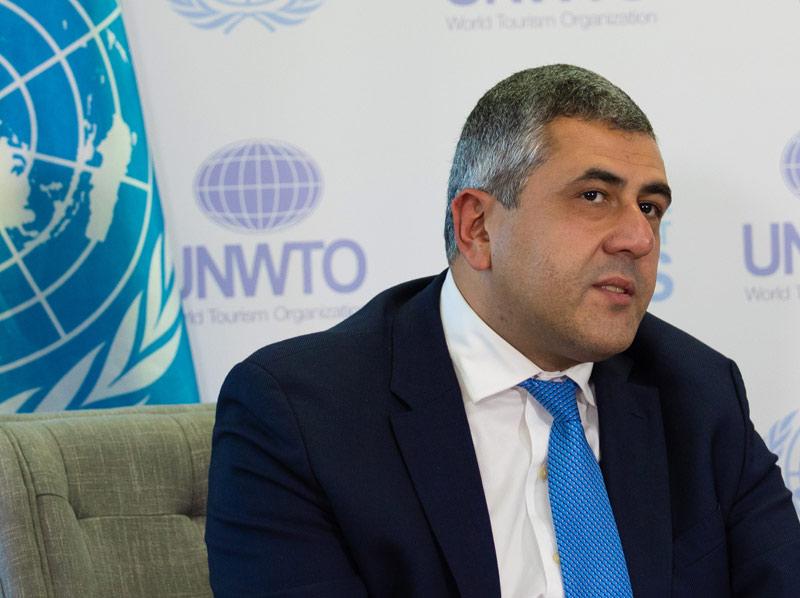 Zurab Pololikashvili, UNWTO Secretary-General, Recovery Tourism
