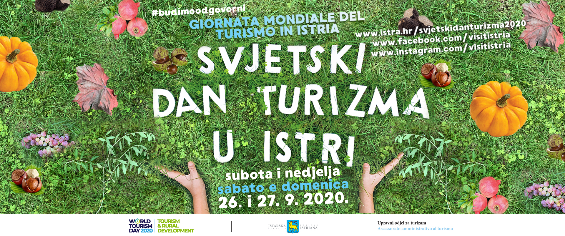 World Tourism Day in Istria