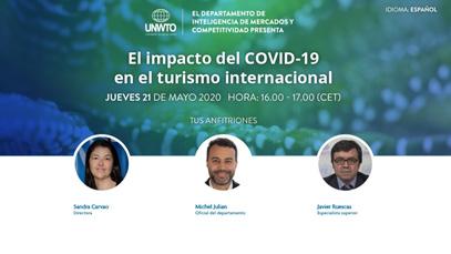 El impacto del COVID-19 en el turismo internacional