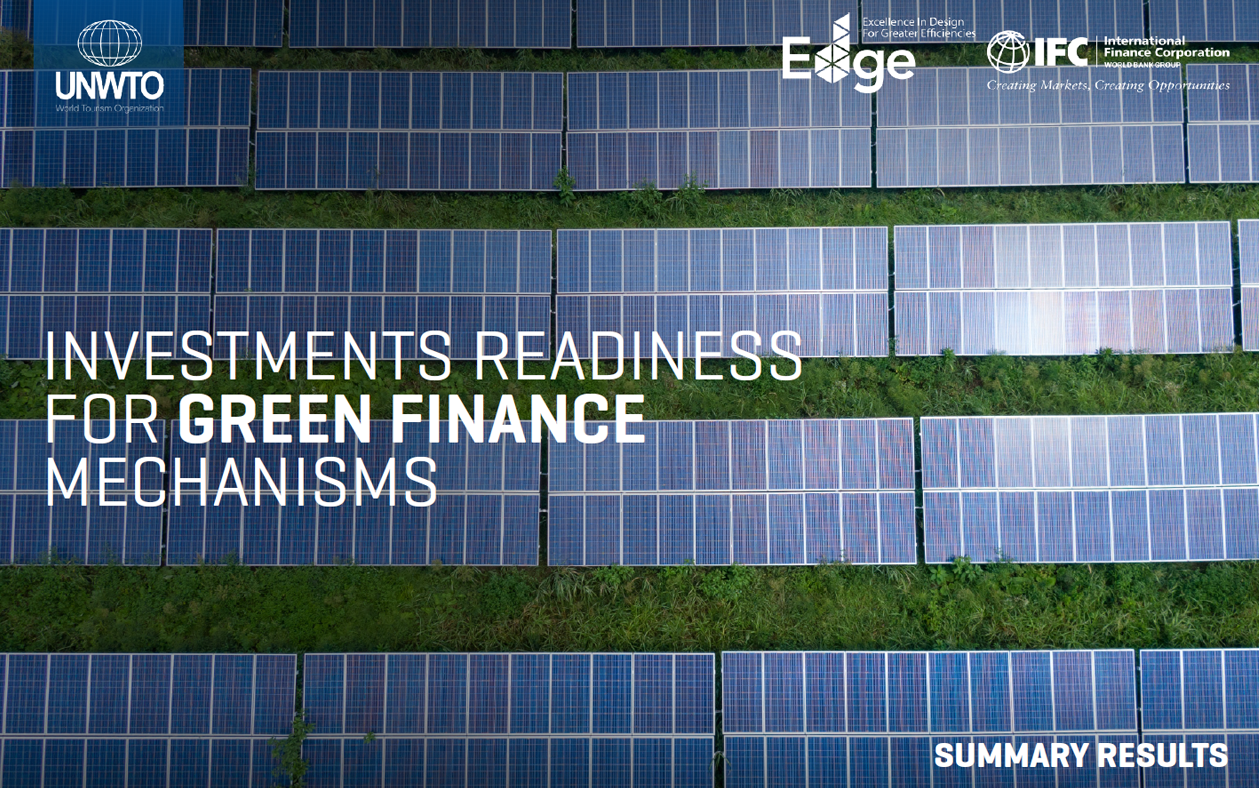 INVESTMENTS READINESS FOR GREEN FINANCE MECHANISMS