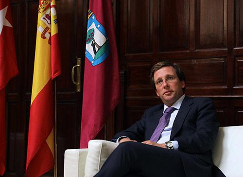 Alcalde de Madrid