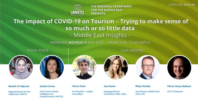 Impact of COVID-19 on Tourism: Trying to make sense of much or so little data - African insight