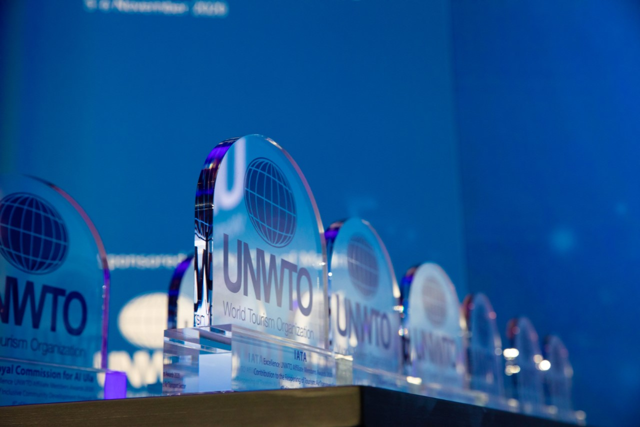 UNWTO Affiliate Members Distinction Awards 2020