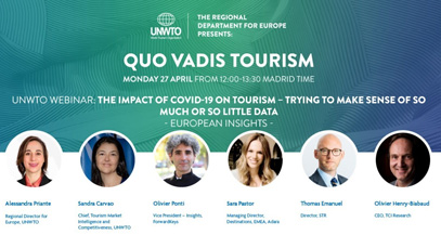 The impact of COVID-19 on tourism: trying to make sense of so much or so little data - Middle East insights