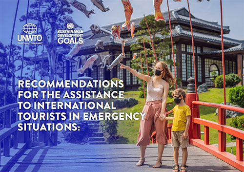 Recommendations for the Assistance to International Tourists in Emergency Situations