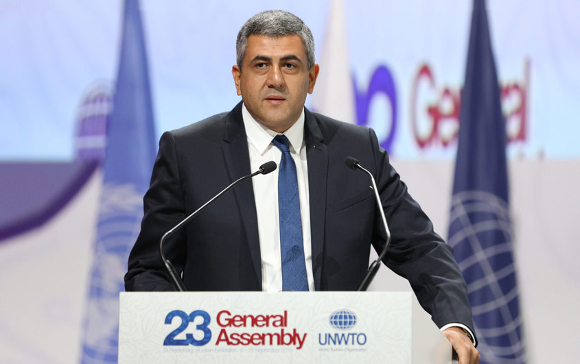 Secretary-General Madrid