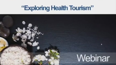 ETC-UNWTO Webinar on Exploring Health Tourism