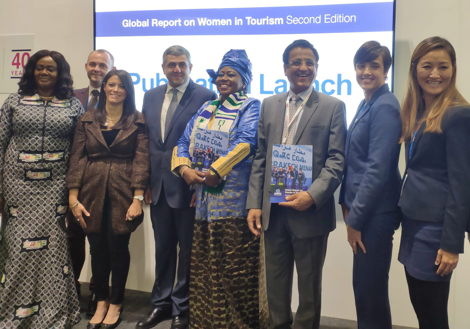 Woman and Tourism