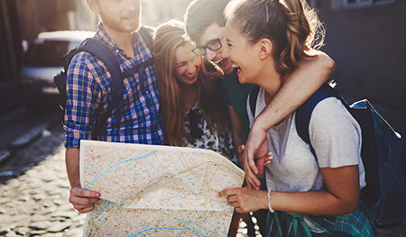 Making youth the drivers of ethically-minded tourism