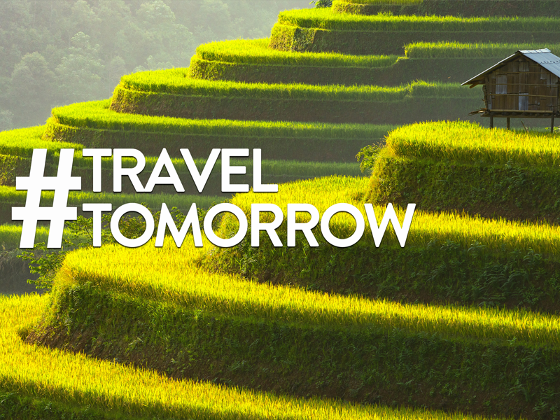 #TravelTomorrow