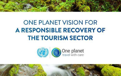 One Planet Vision for recovery