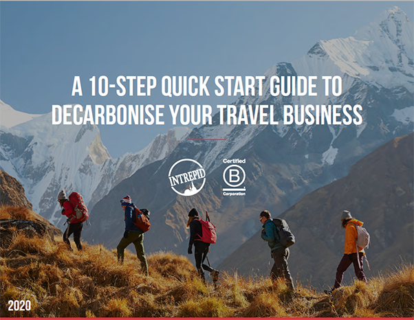 10-step Guide to Decarbonise Your Travel Business